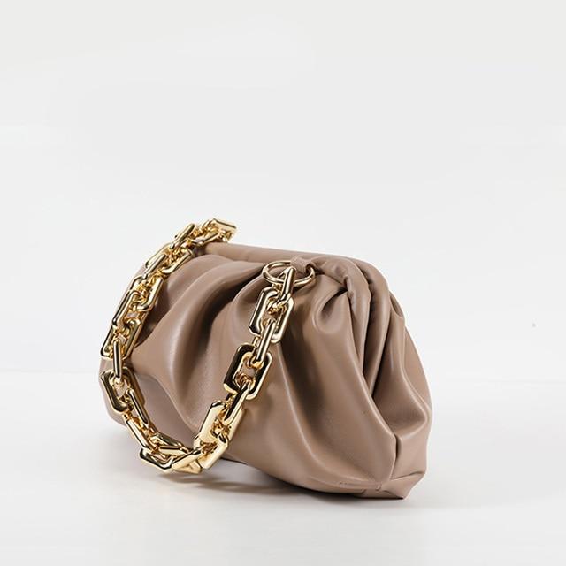 Soft Leather Madame Bag  3