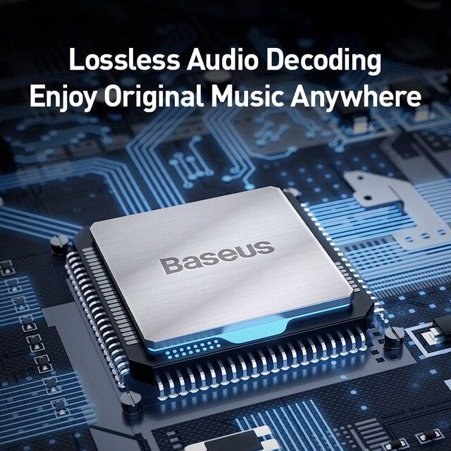 Baseus FM Transmitter Car Bluetooth 5.0 FM Radio Modulator Car Kit 3.1A USB Car Charger Handsfree Wireless Aux Audio MP3 Player 2