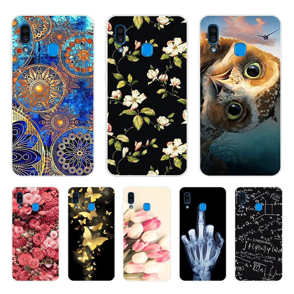 Чехол из ТПУ для Samsung Galaxy A50 A30s A50s, мягкий чехол для телефона Samsung A50, A70, чехол для A 50 s, A 70, задняя крышка A70, Coque A 30 S
