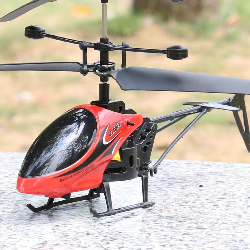 2CH Two-way RC Drone Mini RC Helicopter With LED Light Suspension Induction Electronic Model Remote Control Toys Gifts For Kids 4