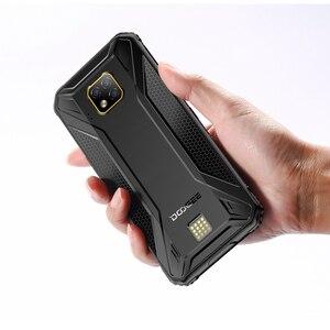 Image 3 - DOOGEE S95 Pro 6.3 אינץ אנדרואיד 9.0 נייד טלפון מוקשח IP68 זרוק הוכחת Smartphone MTK P90 8GB 128GB נייד 48MP אל מצלמות