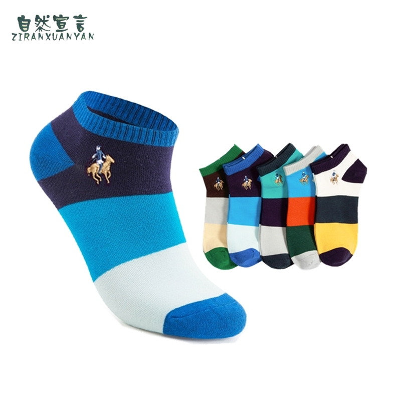 2020 Hot spot New Harajuku popsoket happy Cotton Men's summer tobillo corto calcetines funny art sock men invisible calcetines Regalo para hombres