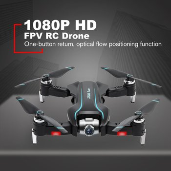 Wide Angle Multi-axis RC Drone 1080P Dual Camera S17 Optical Flow Positioning HD Camera Aerial Video RC Aircraft Helicopter