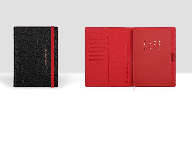 A5 literatura delicada e arte caderno de