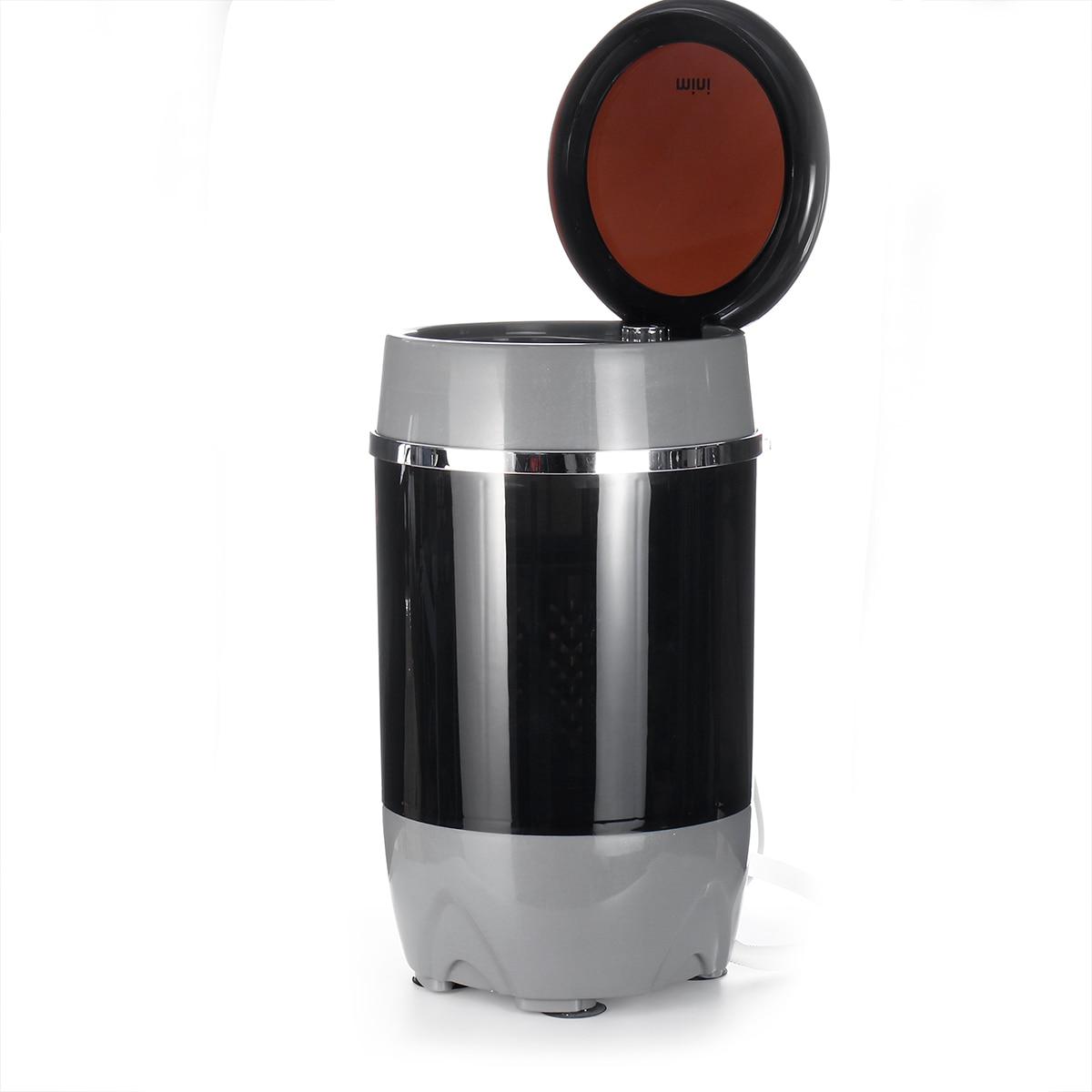 4.5KG Mini Washing Machine Single Barrel Semiautomatic Washer Low Noise For Home Dorm Machine Washing Machine 300W