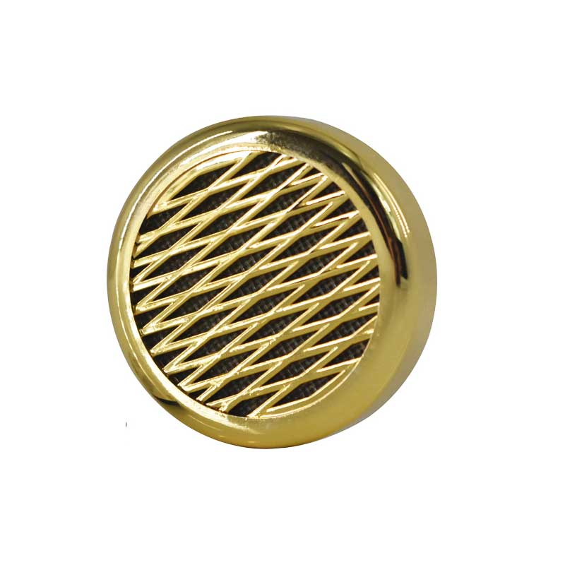 Gold Black Silver Colors Round Plastic Cigar Humidifier For Humidor Box Cigar Accessories Tobacco Moisturizing Device Smoke Tool