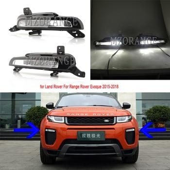 Evoque fog lights for Range Rover Evoque headlights 2015-2018 fog light for Land Rover fog lamp headlight fog light foglights