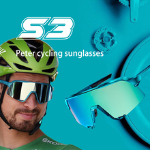 S3Peter Limited Outdoor Sports Bicycle Sunglasses Hypercraft