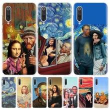 Spoof Art Phone Case for Xiaomi Redmi Note 9S 8T 8 7 8A 7 7A