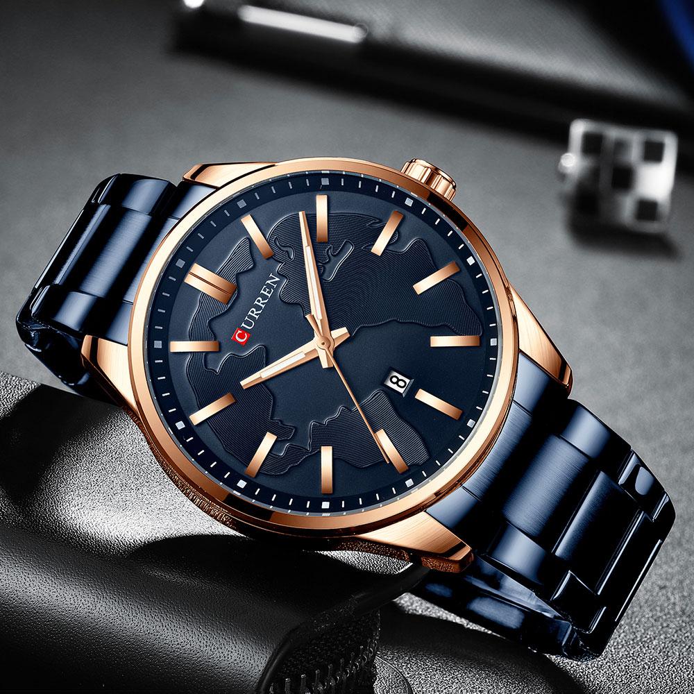 curren 8366 Quartz Watchcurren 8366 Quartz Watch