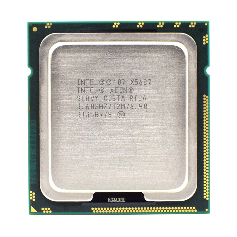 Original CPU for Intel Xeon X5687 Quad-Core 130W LGA1366 CPU Processor