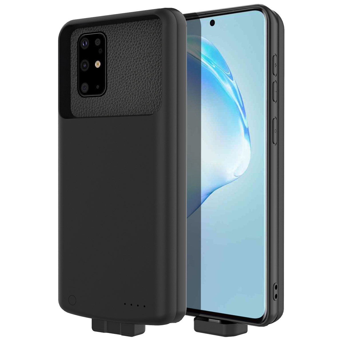 Battery Charger Case For Samsung Galaxy S20 Plus 7000mAh External Backup Power Bank Shockproof Charging Cover for S20 Plus Case|Battery Charger Cases| |  - title=