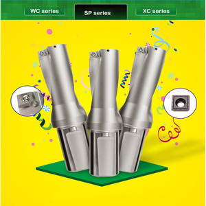 Image 2 - BEYOND SP C25 3D SD17 SP06 SD 13 14 15 16 18 19 20 indexable insert drill bit U Drilling SPMG060204 rapid Shallow Hole drills