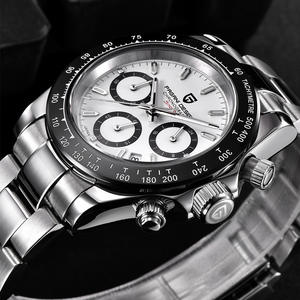 Men Watch Sport Chronograph Business-Sapphire Pagani-Design Top-Brand Waterproof Luxury