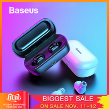 Baseus TWS Bluetooth Microphone Wireless with HD for W01