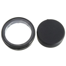 UV Filter & Lens Cap Protector Cover For Original Xiaomi Yi Xiaoyi Sports Camera(China)
