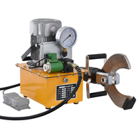 CPC-120C elektrische hydraulische kabel cutter cut 120MM abgeschirmtes kabel Elektrische hydraulische kabel schere