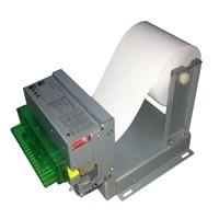 80mm USB thermal printer self service terminal printer structure kiosk ticket/thermal receipt printer DC24V
