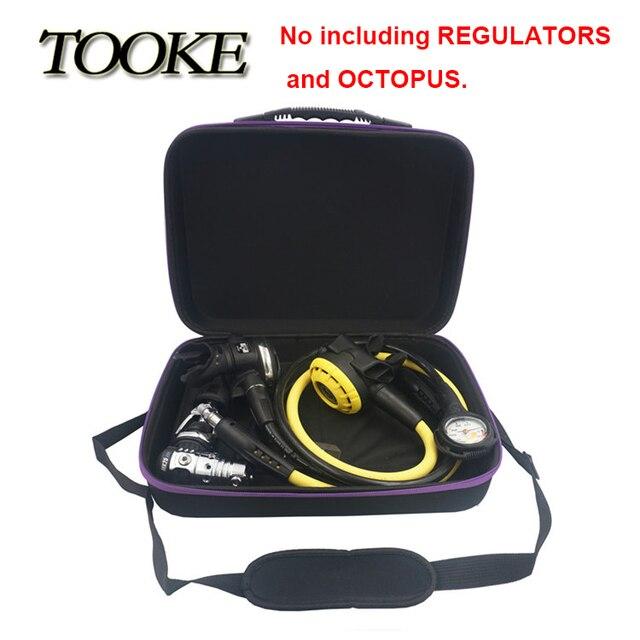 ดำน้ำใต้น้ำ Regulators 1860D กระเป๋ากระเป๋าถือกระเป๋าไหล่กระเป๋า REGULATOR ป้องกันแบบ Dual กระเป๋า