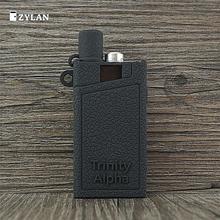 ZYLAN Shockproof Skin Case For Smok Trinity Alpha Kit Pod Vape Silicone Cover Protective Gel