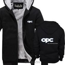 OPEL motor sporları ceket RACINGER GT OPC performans merkezi kış erkekler hoodie üst ceket Tops kalın hoodies sbz4556