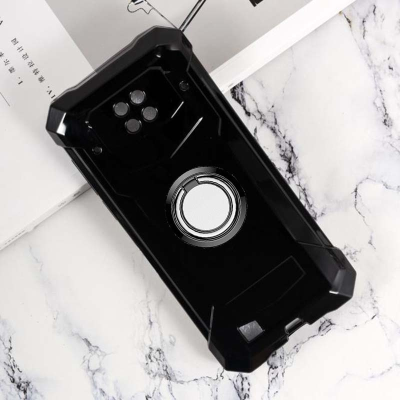 Чехол Для Doogee S88 Pro Plus, мягкий силиконовый чехол из ТПУ для телефона с кольцом-держателем, 6,3 дюйма