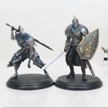 Dark Souls figure toy DXF Faraam Knight Figure Artorias The Abysswalker Dark Souls PVC Action Figures Collectible Model Toy stolen souls