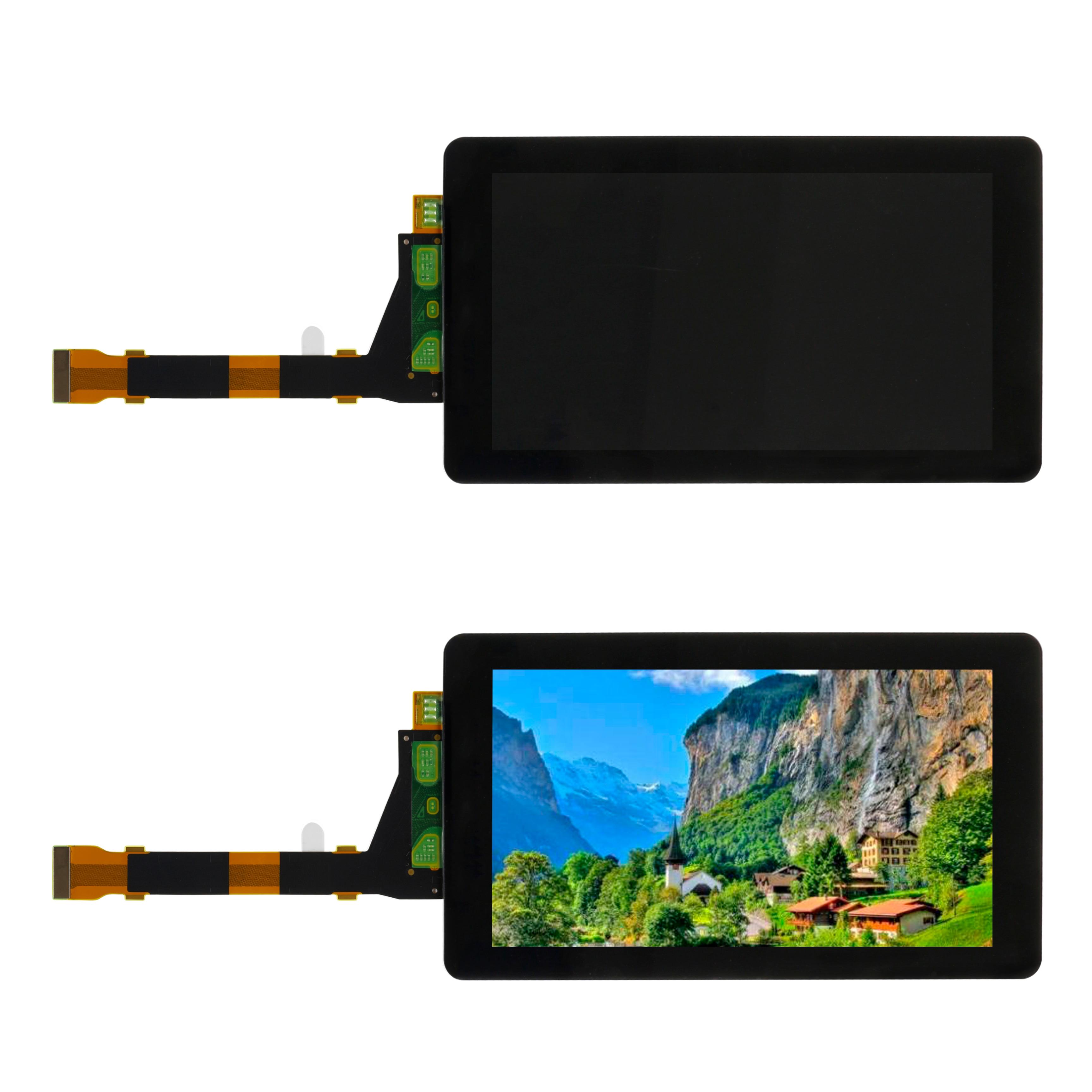 2560*1440 5,5 дюймов 2K ЖК-дисплей LS055R1SX04 MIPI к HDMI-плате для Wanhao d7 plus LCD