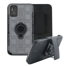 Armor Car Phone Case For Samsung Galaxy S20 S20+ S20 Ultra Ring Holder Belt Clip Case For Samsung S20 S20 Ultra Protection Cover