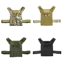Army Green Tactical Combat Vest Lightweight Outdoor Hunting Wargame Paintball Protective JPC Vest Waistcoat Airsoft Vest