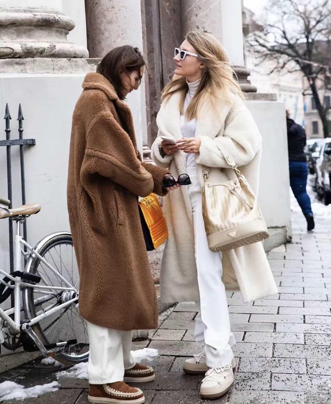 Inverno do falso casacos de pele das mulheres longo casaco de manga comprida quente jaqueta de lã de cordeiro coreano grosso quente lapela casaco 2019 inverno casaco de pele