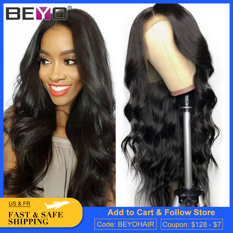 250 Density Brazilian Body Wave Lace Front Wig Glueless Human Hair Wigs 360 Lace Frontal Wig Pre Plucked With Baby Hair Remy