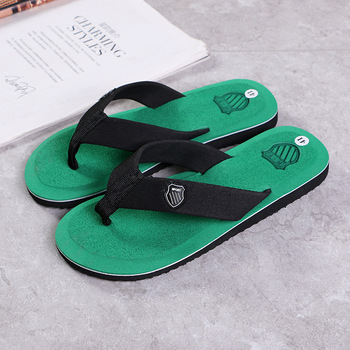 Καλοκαιρινά σανδάλια παραλίας σε 4 χρώματα. Παντόφλες - Σαγιονάρες Παπούτσια MSOW