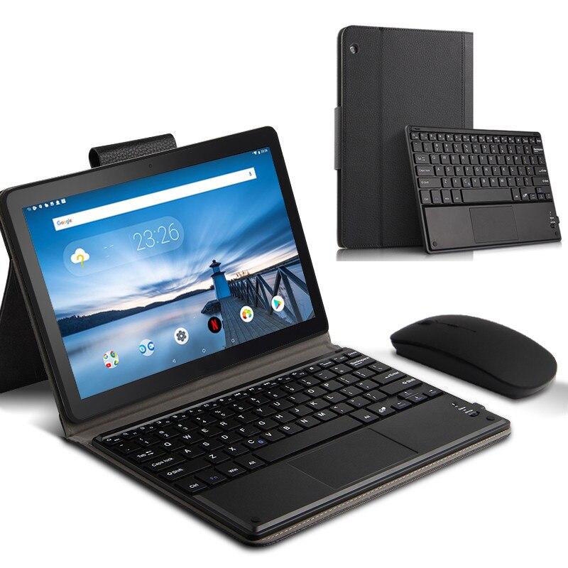 Чехол для Lenovo Tab M10 TB X605L TB X605F TB X605I 10,1 дюймов планшет магнитно съемный чехол для клавиатуры Bluetooth Чехлы для планшетов и электронных книг      АлиЭкспресс