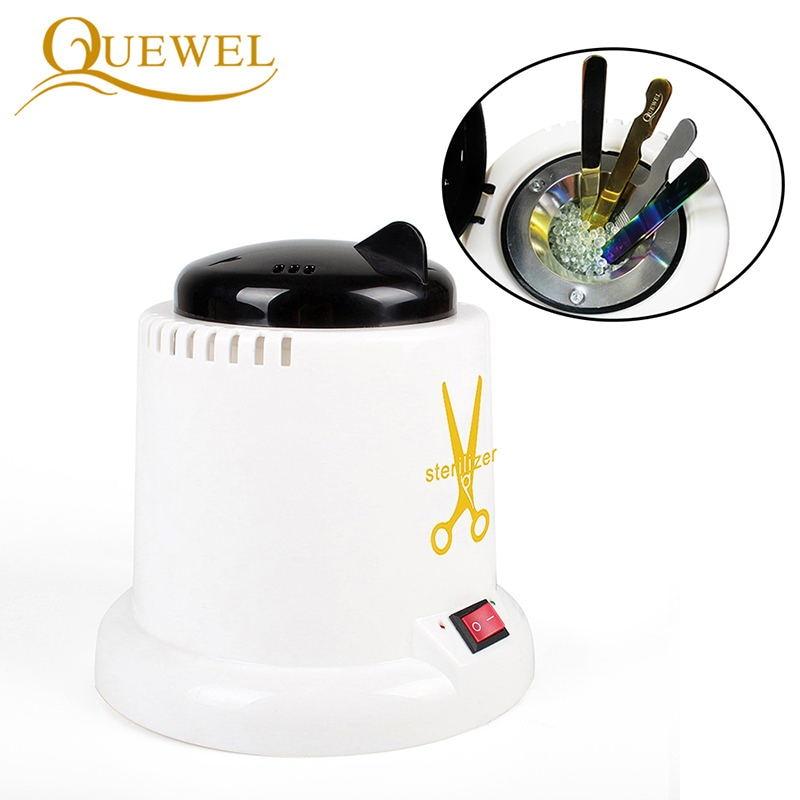 Eyelash Extension Disinfection Box High Temperature Sterilizer For Tweezers Steel  Metal Nipper Clean Tools Pot Nail Makeup Tool
