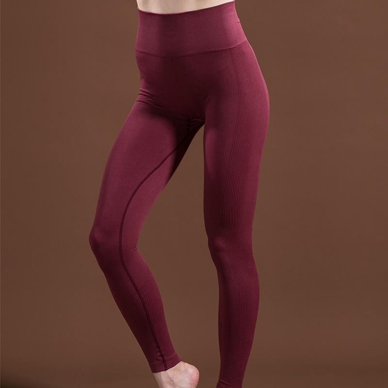 esporte leggings mulheres empurrar para cima verde