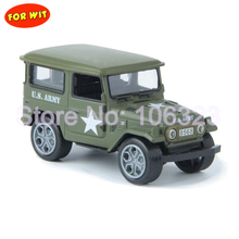 Model-Toys Force-Control Jeep Car Metal Children Alloy Off-Road-Vehicle Scene Simulation