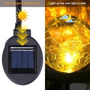 Image 4 - Solar LED Flame Light Waterproof IP55 Retro Iron Garden Lawn Lamp Outdoor Garden Landscape Decor Lighting Sun Moon Angle Flame