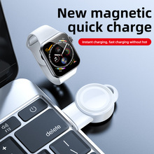 Wireless-Charger Apple Watch Smart Magnetic for 44mm 40mm Fast Mini Portable 5/4/3-/..