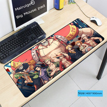 Mairuige One Piece Anime Pad To Mouse Notbook Computer Large Mousepad Locking Ed