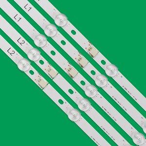 Image 4 - Faixa de led perfeita substituição, para lg 42ln5700» 42ln6150 › 42ln5450 _lc420due