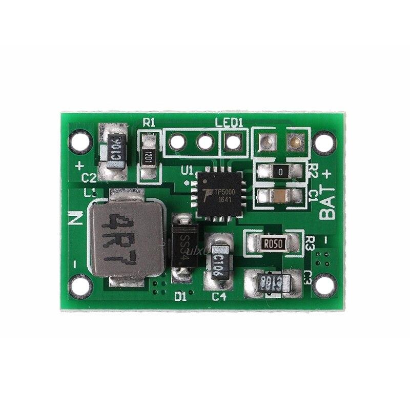 Hot TP5000 3.6V 4.2V Charger Module 3.7V Lithium 3.2V LiFePO4 Battery Charging Board