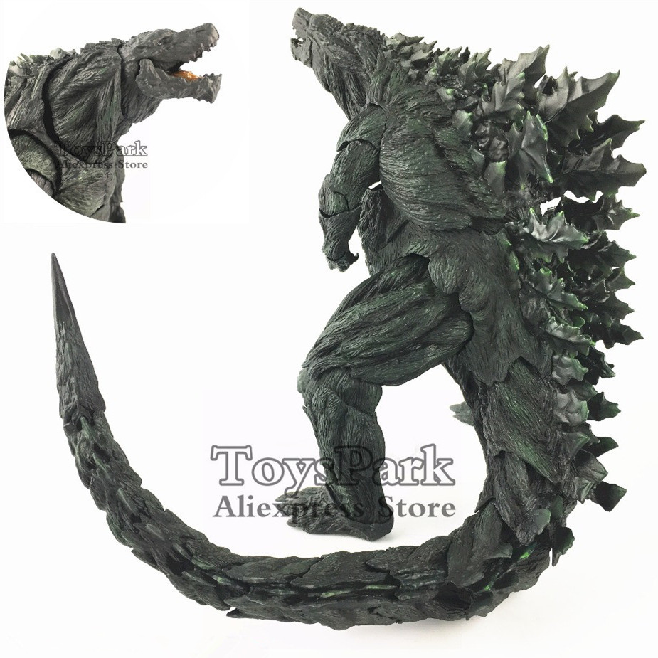 Ariticulation Tail Gojira Earth Monster Planet Movie 2017 First Limited 8