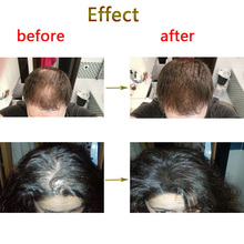 spray powder comb hair treatment