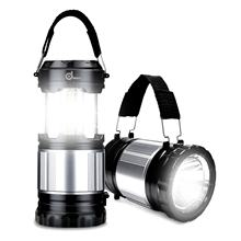 2-In-1 300 Lumen LED Camping Lantern Handheld Flashlights Camping Gear Equipment for Outdoor Hiking Camping Supplies Emergencies(China)