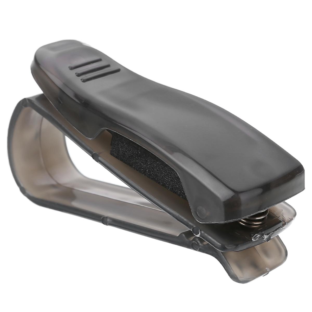 Hot Sale Car Fastener Clip Auto Accessories ABS Car Vehicle Sun Visor Sunglasses Eyeglasses Glasses Holder Ticket Clip