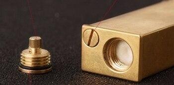 Sideslip Oblique Rrubbing Handmade Brass Camel Antique Kerosene Lighter4