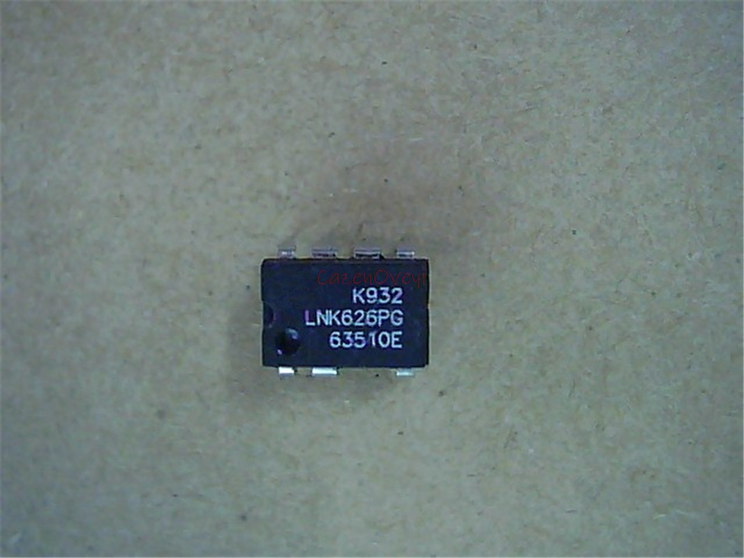 5pcs/lot LNK626PG LNK626PN DIP-7 LNK626 DIP In Stock