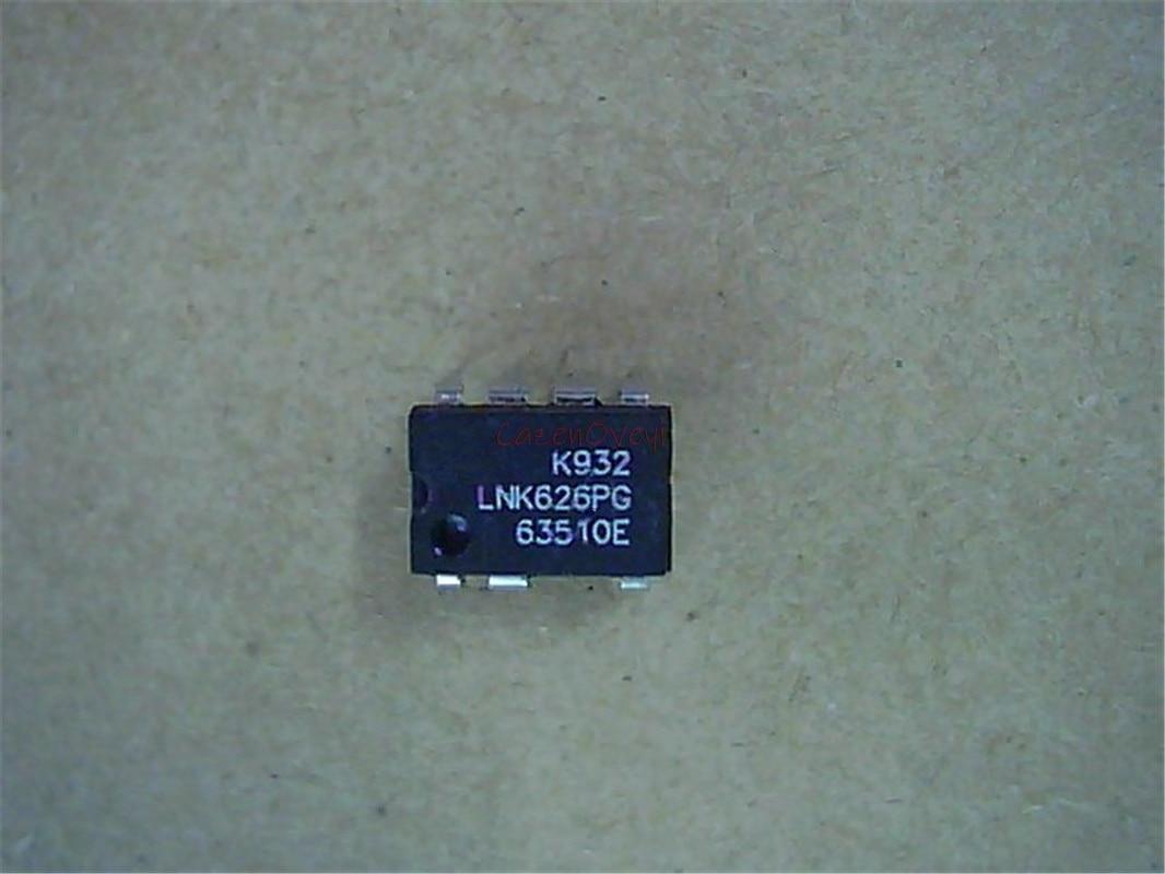 5pcs/lot LNK626PG LNK626PN DIP-7 LNK626 DIP In Stock