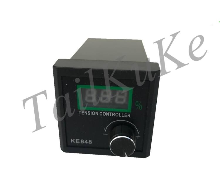 Ручной регулятор напряжения DC24V Магнитная Напряжение контроллер KE848 регулятор напряжения